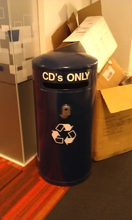 CD's at Microsoft HQ