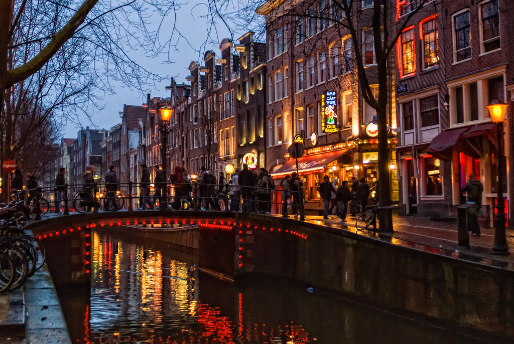 Amsterdam's night