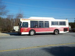 2005 Orion VII CNG 35 FT GCT Bus# B018