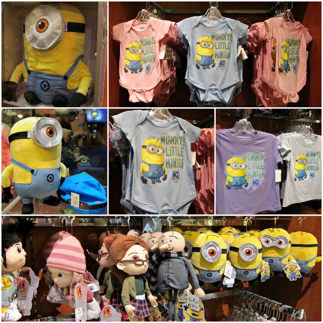 Meet Minions, The Latest Meet-and-Greet Characters at ...