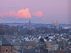 Just a view from Saucelhill Park over Paisley towards a blurry Glasgow.     ...