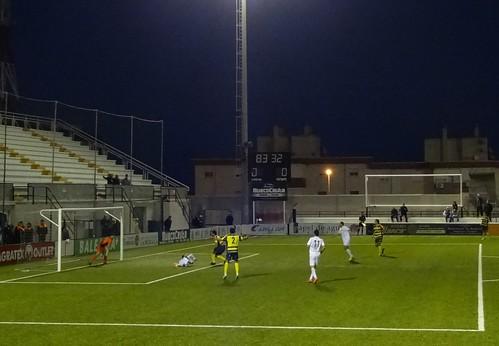 Estadio Alfonso Murube: AD Ceuta v FC Conil (Tercera Division)