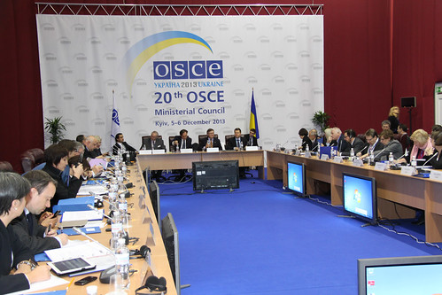 The 20th OSCE Ministerial Council Meeting in Kyiv
