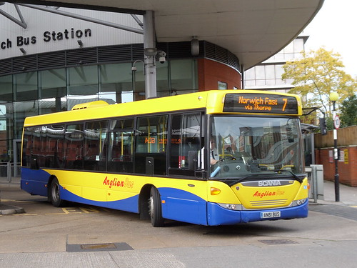 Anglianbus AN61BUS