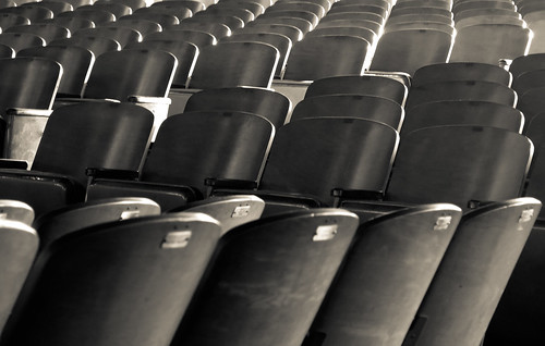blackandwhite seats auditorium canong15