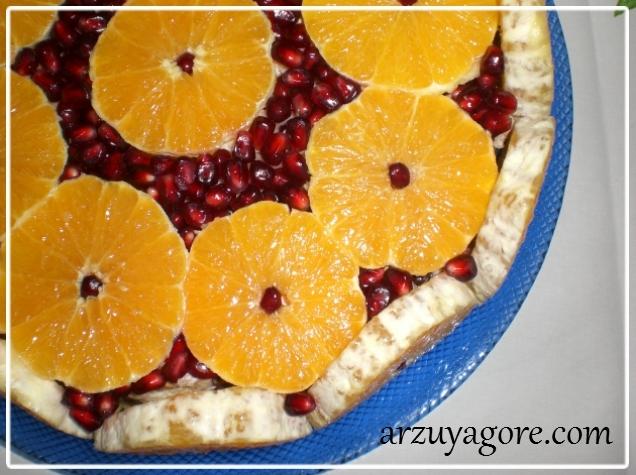 portakallı pasta-2