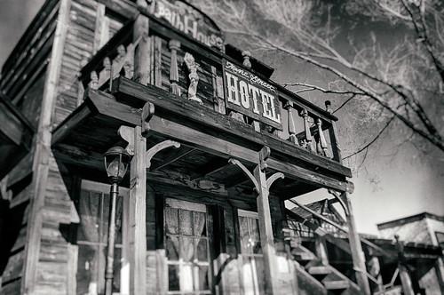 Pioneertown Mane Street Hotel by hbmike2000