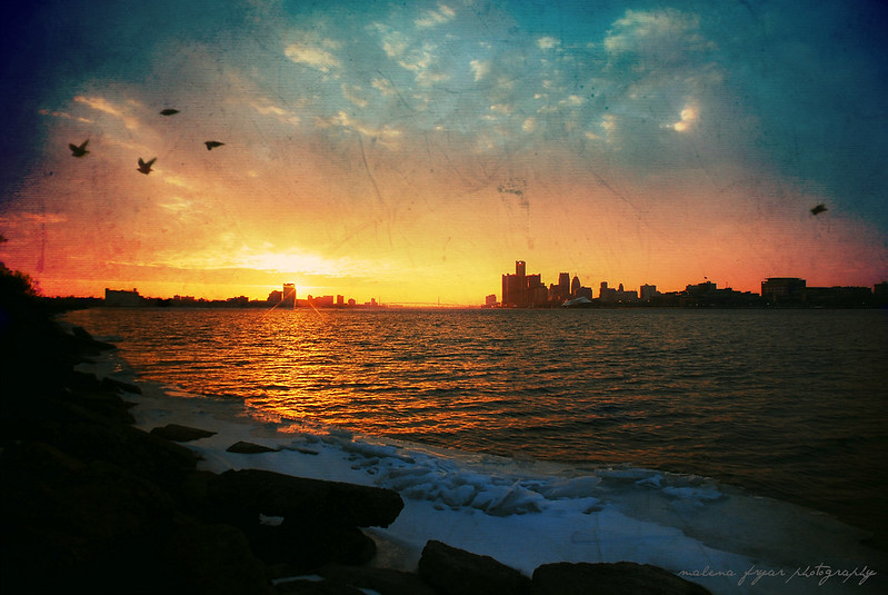 Belle Isle Sunset II