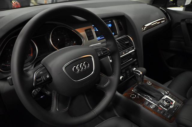 2014 Audi Q7 Interior Flickr Photo Sharing