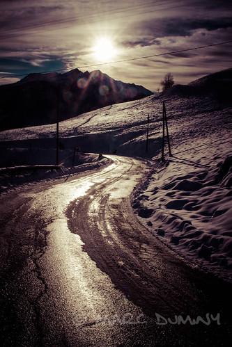 sunset mountain montagne alpes landscape 7d savoie contrejour beaufortain hauteluce francelandscapes canon7d
