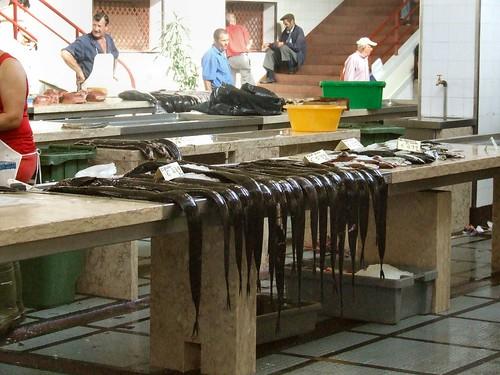 Madeira - Funchal - Mercado dos Lavradores