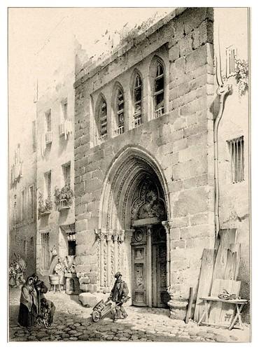 008-Souvenir du vieux Paris…1835- L.T. Turpin de Crissé- Institut National d'histoire de l'art- INHA