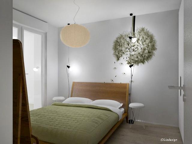 Forum illuminazione camera da letto mansarda - Luci camera da letto ...