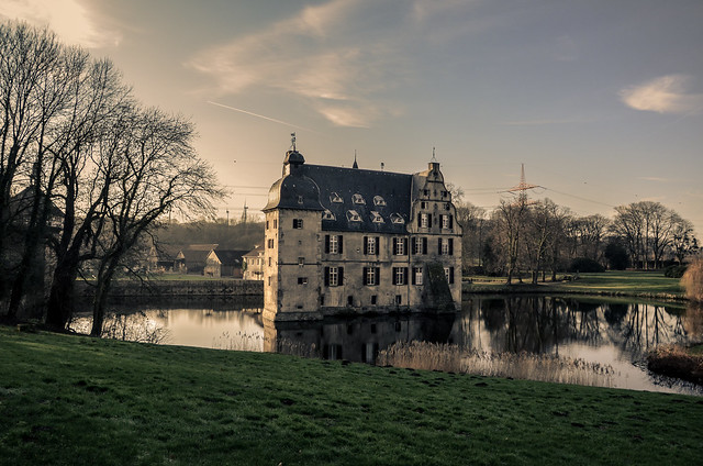 Schloss Bodelschwingh 4 HDR