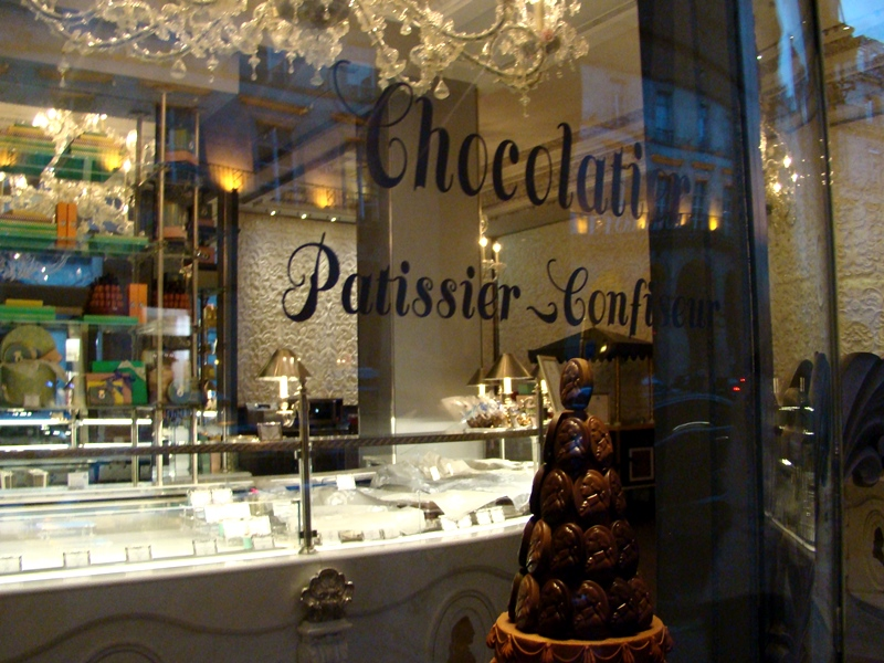 Laduree Chocolate boutique