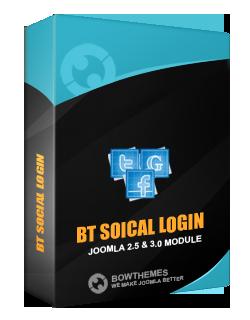 BT Social Login
