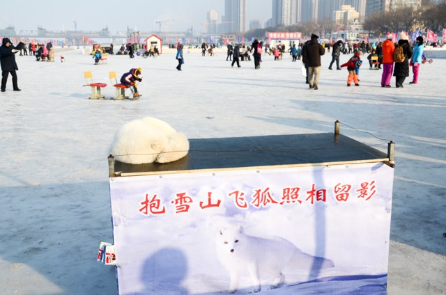 Harbin - River