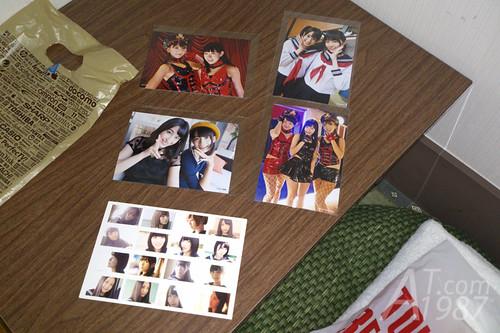 AKB48 Suzukake Nanchara Shop Bonus Photos