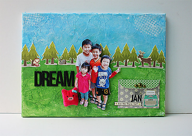 Dream-mixed-media-canvas