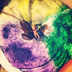 It's King Cake Season! 37 days until Mardi Gras