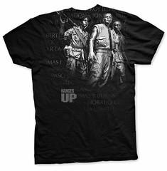 active shirt(1.0), clothing(1.0), sleeve(1.0), font(1.0), black(1.0), t-shirt(1.0),