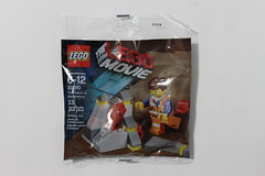The LEGO Movie The Piece of Resistance Polybag (30280)