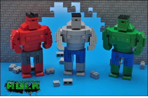The three Hulks