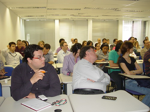 Foto do Evento Mensal IIBA SP - Fevereiro 2014