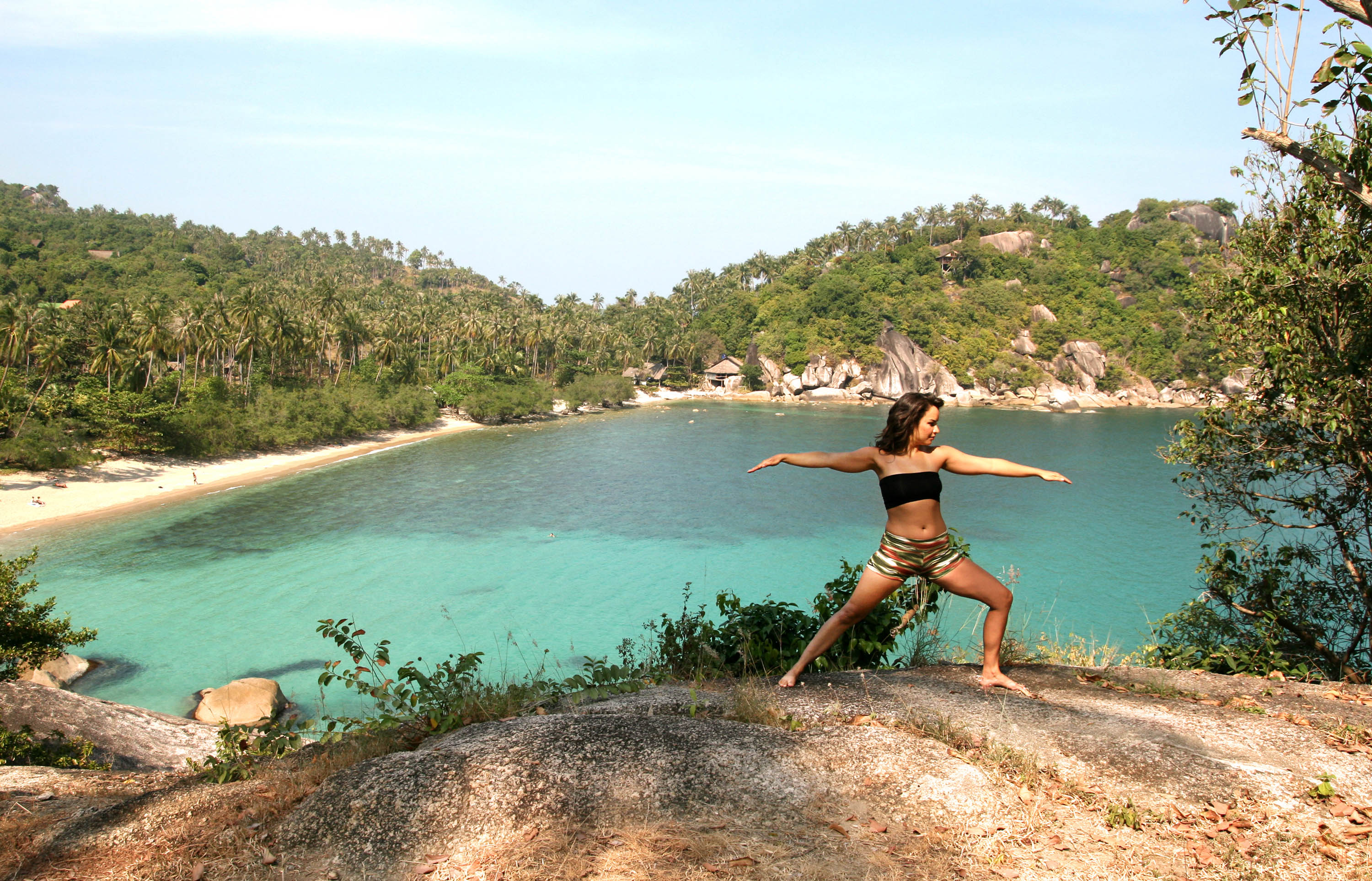 Virabhadrasana 2 (Warrior 2)