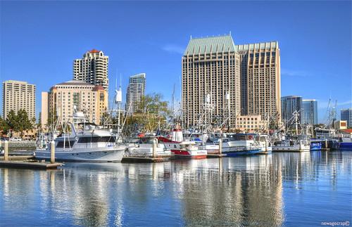 como é a vida em San Diego na Califórnia