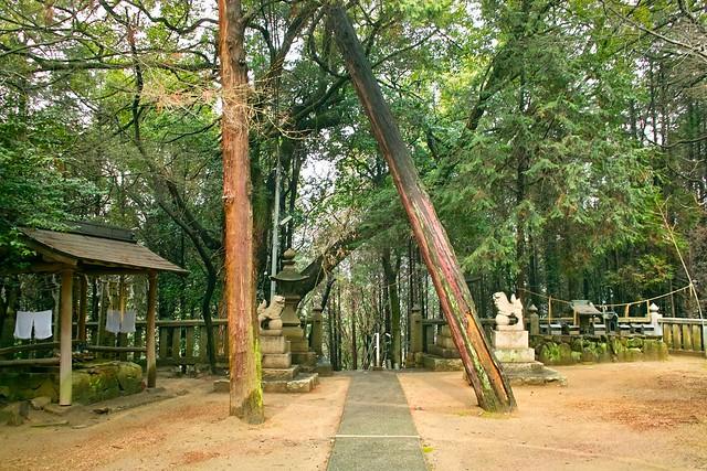 天石門別保布羅神社 #7