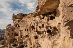Tatlarin - One of the Cappadocia region's ancient cities.
