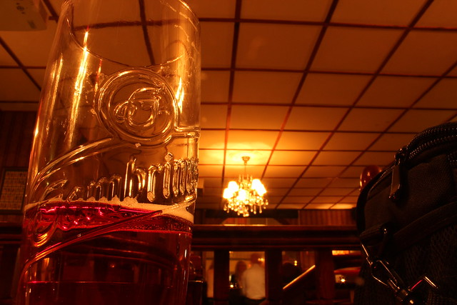 Header of A Glass of Beer