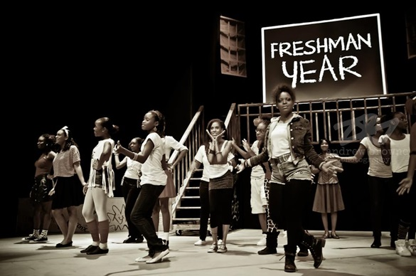 OTT's 2012 Production of Fame Jr.