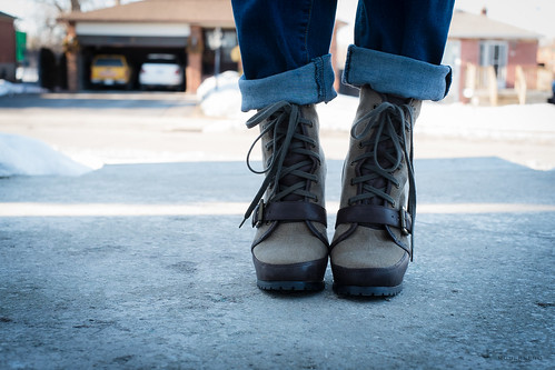 aldo lace up boots