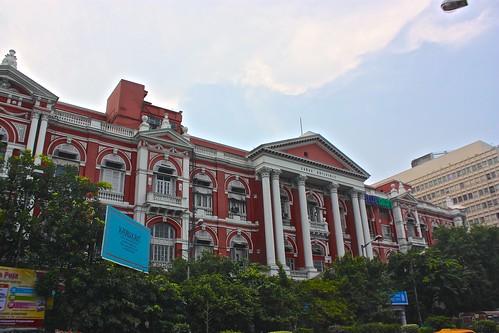 Kolkata Writer's Building