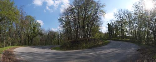 road cycling serpentine serpentineroad pentaxk5 vedranvrhovac vukomeričkegorice serpentinecurve gornjihruševac