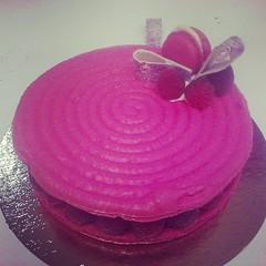 Il est pas beau mon gâteau ? #cake #homemade