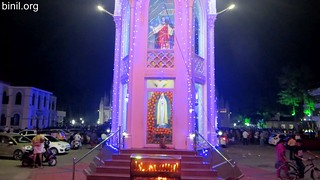 Thrissur Our Lady of Lourdes Metropolitan Cathedral Thirunal 3