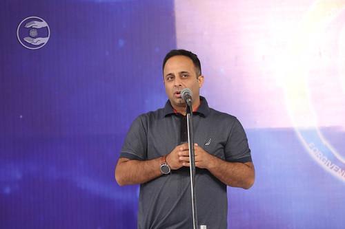 Sandeep Gulati from Gurgaon, Haryana, expresses his views