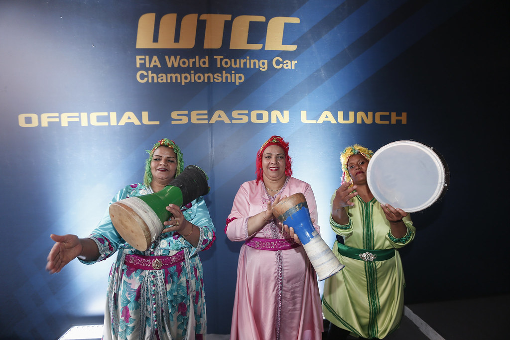 AMBIANCE during the 2017 FIA WTCC World Touring Car Race of Morocco at Marrakech, from April 7 to 9 - Photo Jean Michel Le Meur / DPPI.