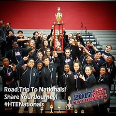 2017 HTEDance Nationals! Post a pic of YOUR team's experience at Nationals today!  #HTENationals
