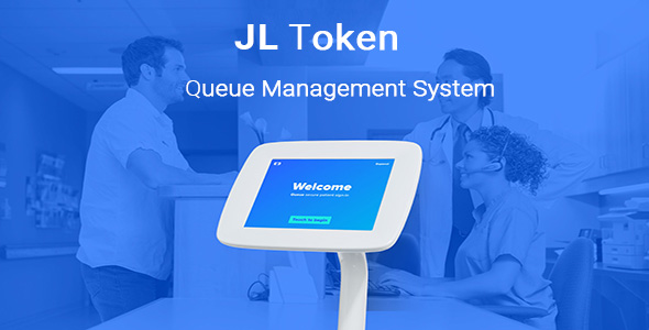 JL Token v2.1.0 - Queue Management System