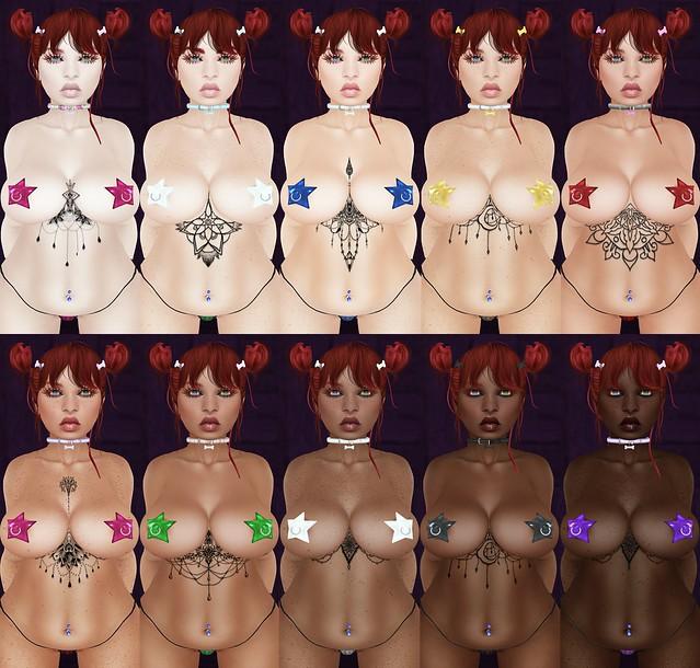 Lumae's Ella Skin Fair