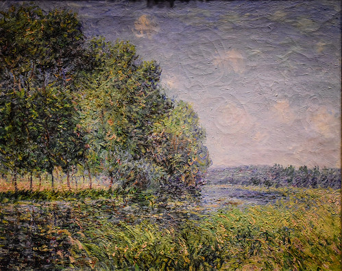 princeton newjersey unitedstates us alfred sisley river view 1889 art museum nj museo musée musee muzeum museu musum müze finearts fine arts gallery gallerie beauxarts beaux galleria painting new jersey french impression impressionist impressionism