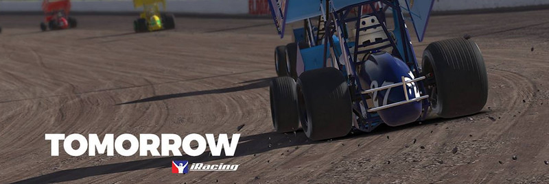 iRacing Dirt Release