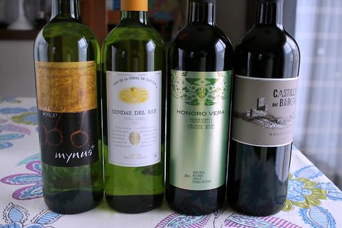 スペインワインとおつまみ〜ピストとコカ