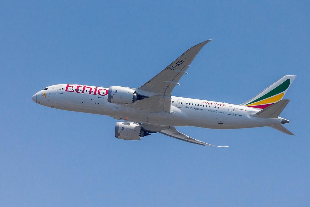 ET-ATH - B788 - Ethiopian Airlines