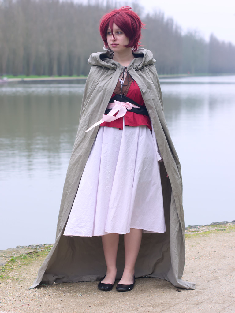 related image - Shooting Akatsuki no Yona - Parc de Sceaux -2017-03-24- P2030008