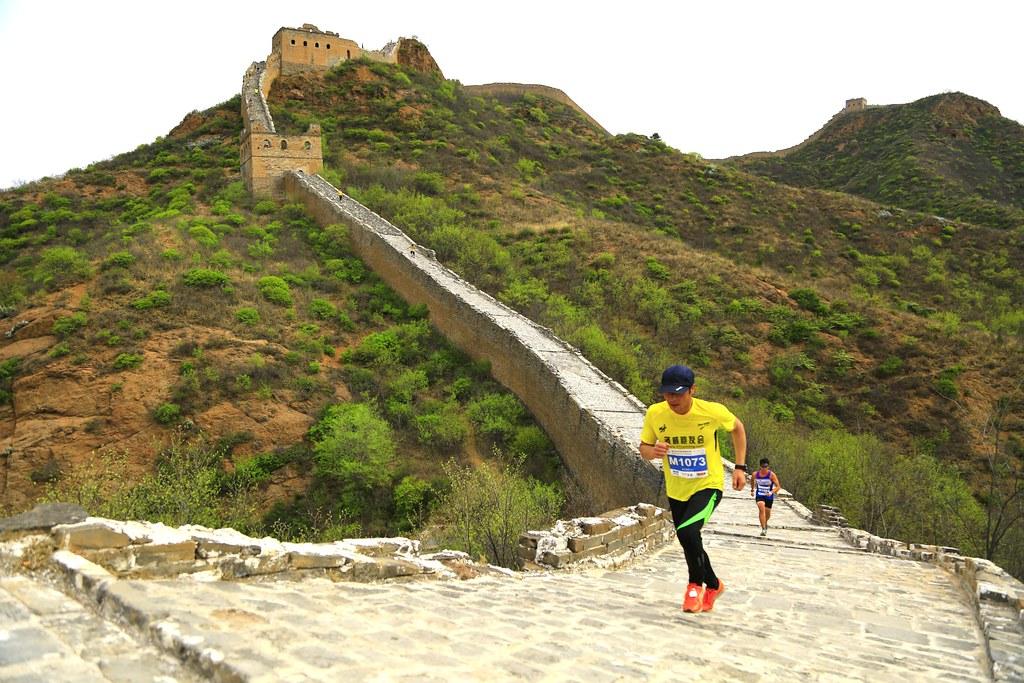 北京金山嶺長城馬拉松-攝影師照片-17